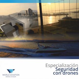 Especialización Seguridad con drones