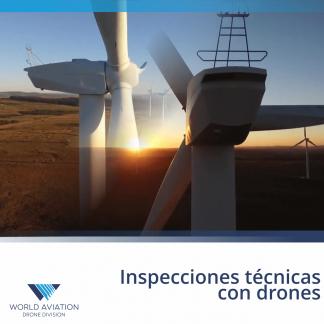 Inspecciones técnicas con drones