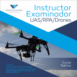 Instructor Drone