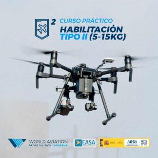 Curso Drones Práctico 5 a 15 Kg
