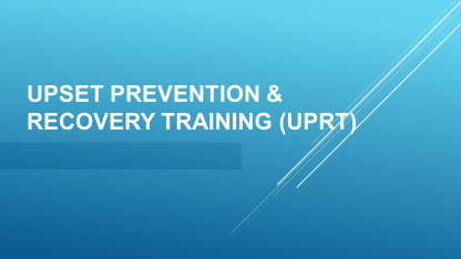 UPRT (Upset Recovery)