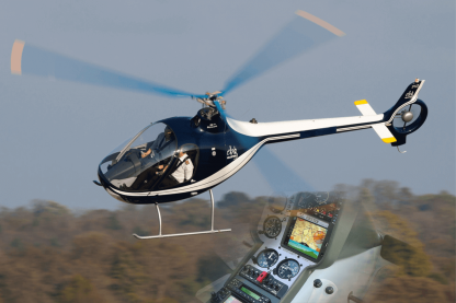 Helicopter Cabri G2