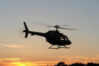 Helicopter- Night Flight