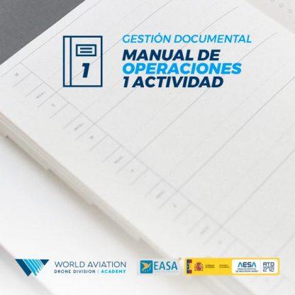 Manual de Operaciones 1 Actividad