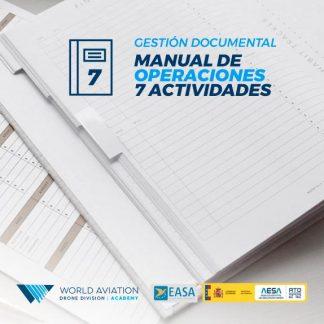 Manual de Operaciones 7 Actividades