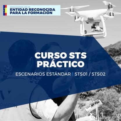 Curso STS Práctico Drones