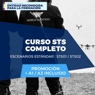 Curso STS Completo Drones